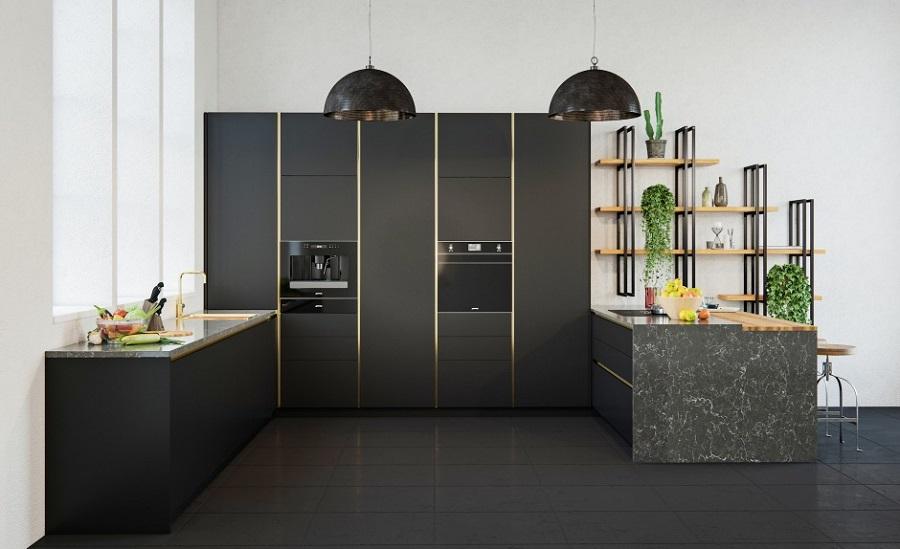 d81ebde2a38 Tehnoloogia ja disaini sümbioos köögis